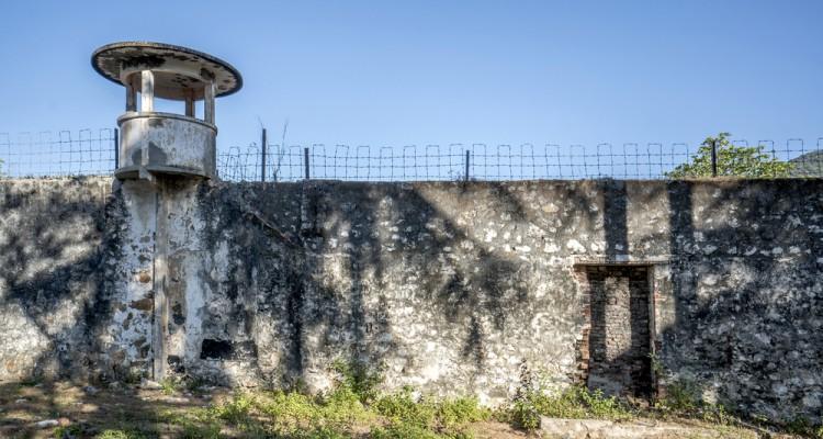 political jail
