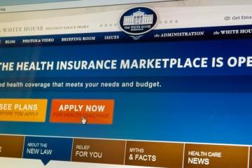 healthcare.gov shutterstock_169555556
