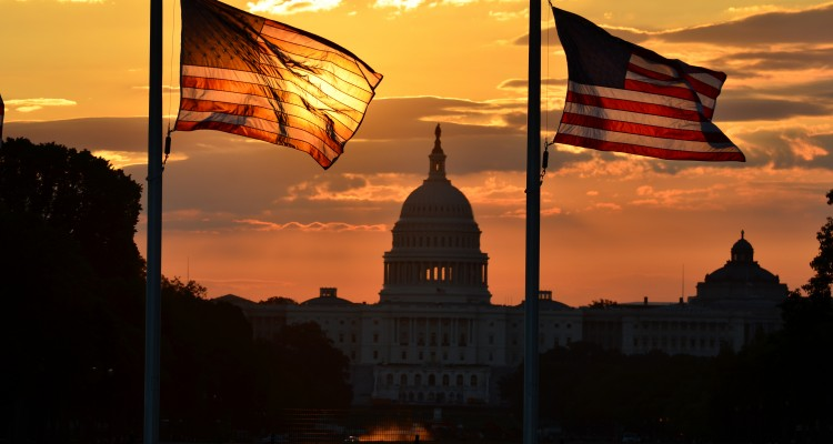 sunset government shutterstock_113389501
