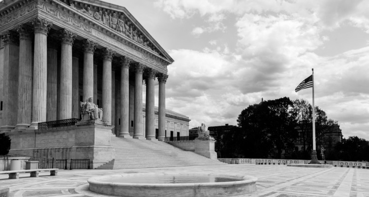 dark supreme court shutterstock_192793199