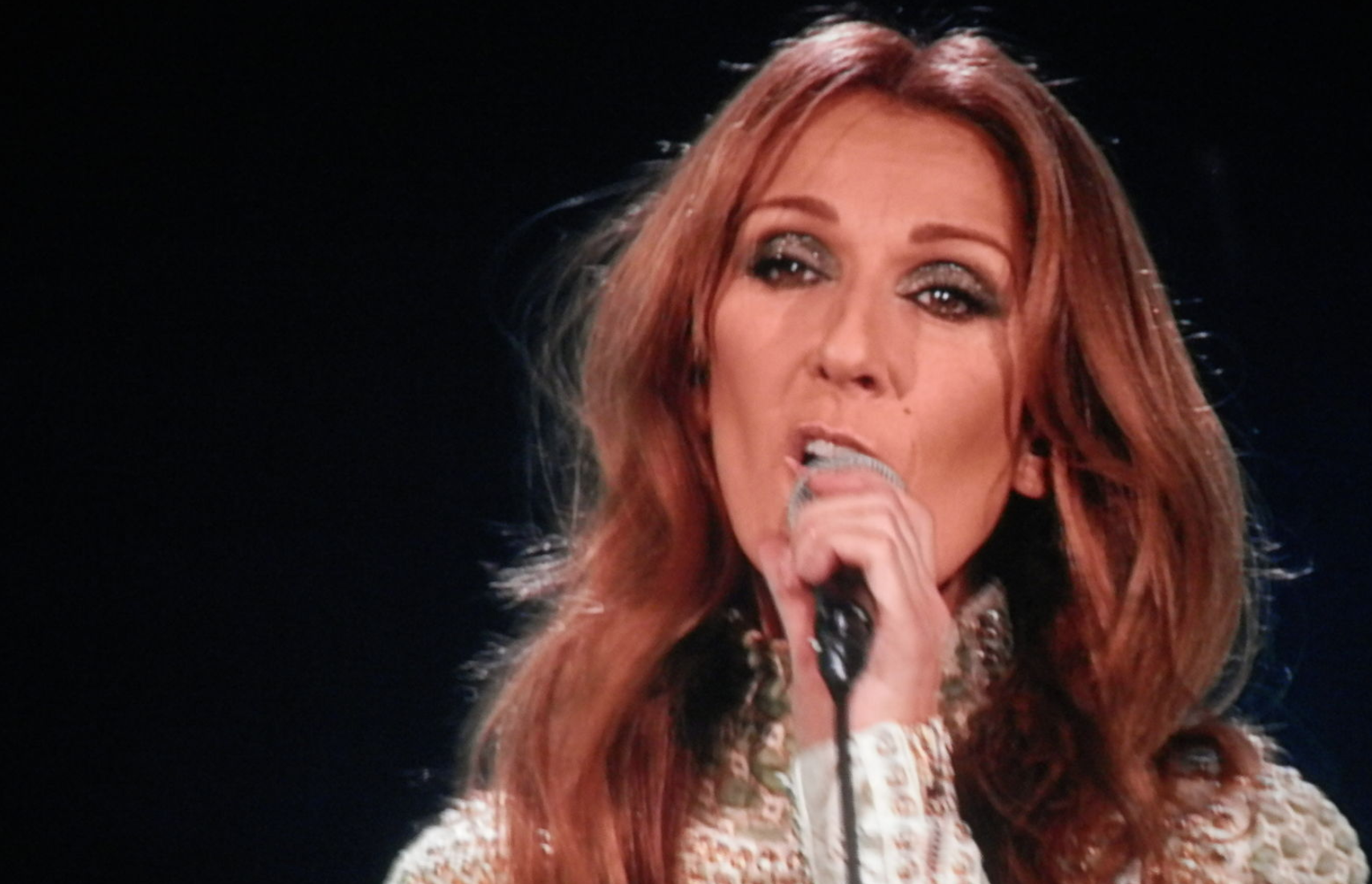 aca7c52b0784 Céline Dion Has a Strange Ad To Launch Her New Gender-Neutral Clothing Line