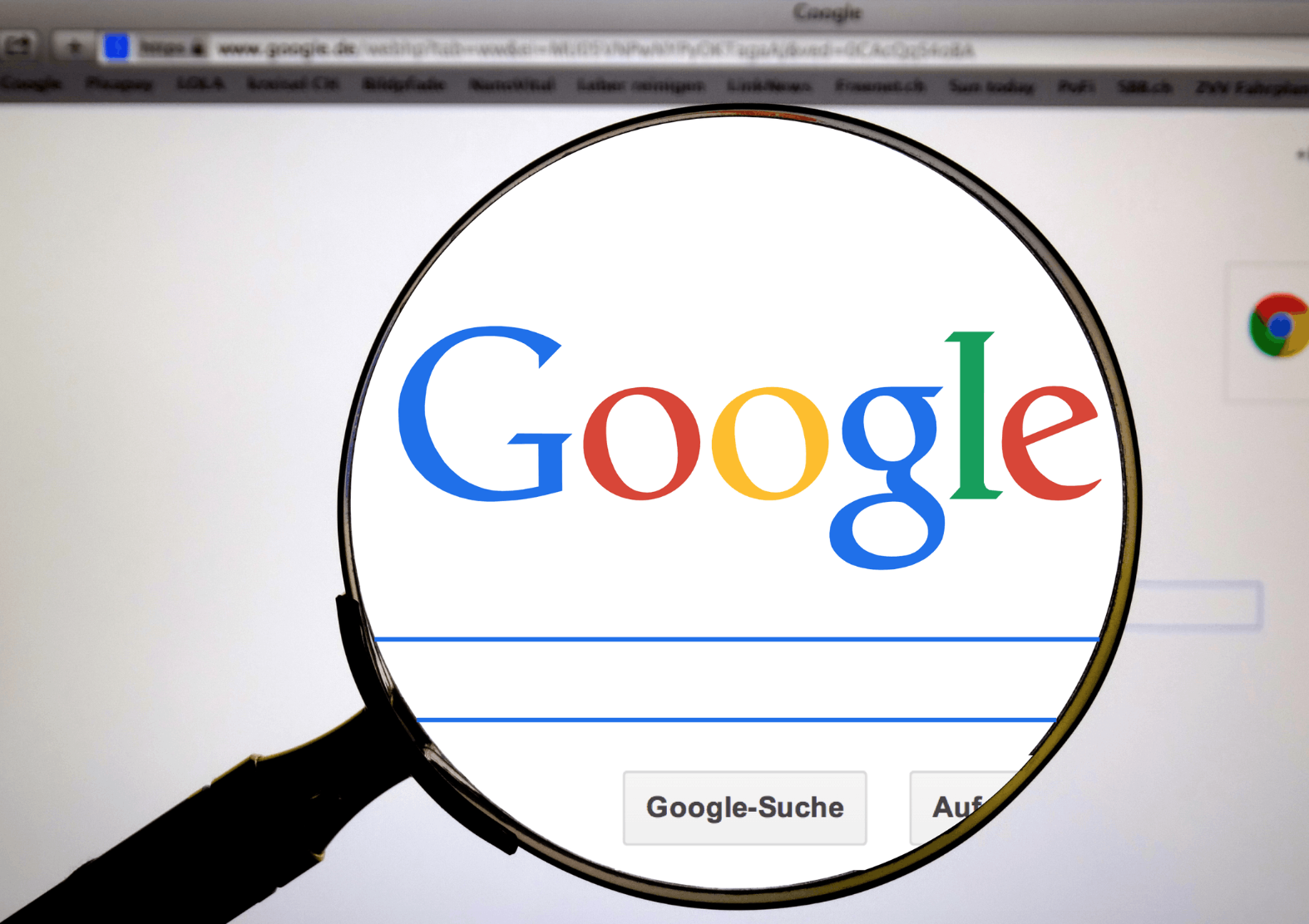 Google Discussed Burying Conservative News in Searches - Citizens